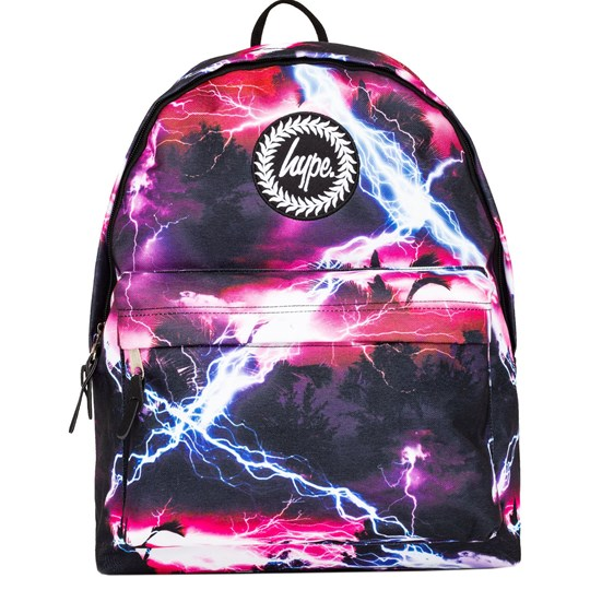 Hype Tropic Storm Backpack Purple TROPIC STORM