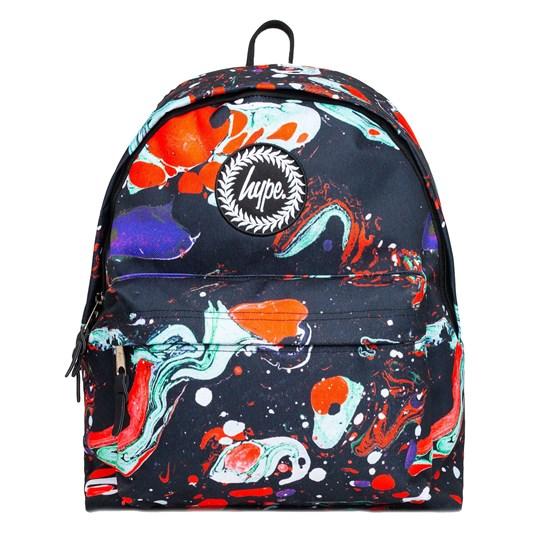 Hype Marble Backpack Red RED MARBLE