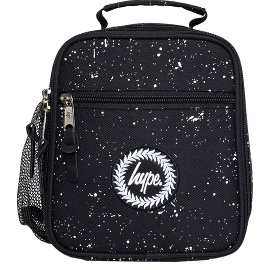 Hype Speckle Lunch Box Black BLACK SPECKLE