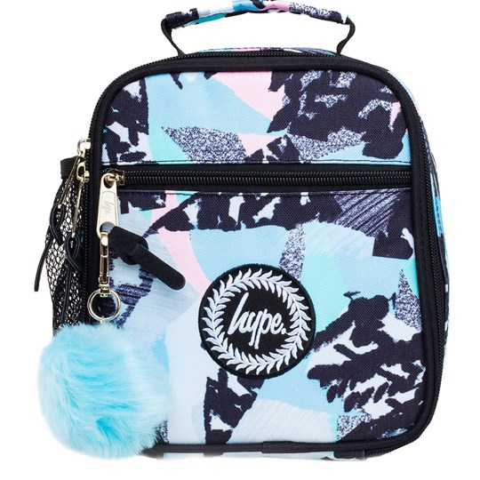 Hype Pastel Abstract Lunch Box Blue PASTEL ABSTRACT