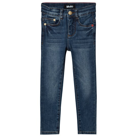Molo Angelica Jeans Mörkblåa Washed Dark Blue