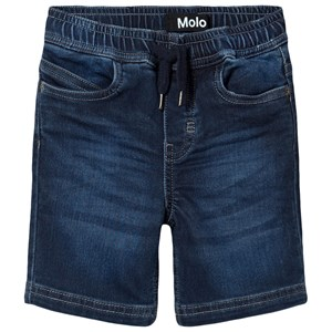 Image of Molo Ali Denim Short Indigo 104 cm (3-4 år) (1634199)
