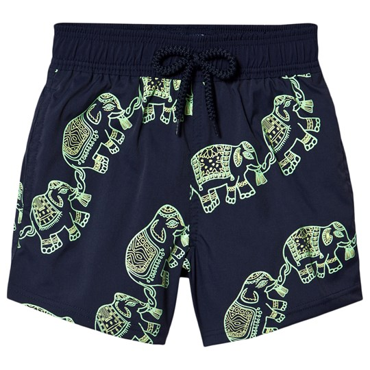 Vilebrequin Elephant Swim Shorts Navy 390