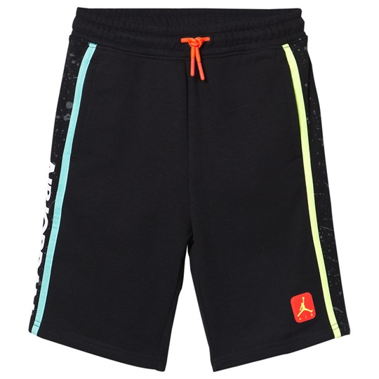 Air Jordan School Of Flight Shorts Svarta 023