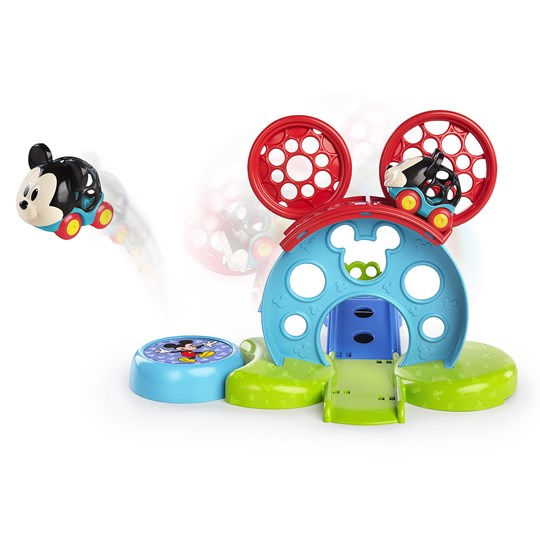 Oball Go Grippers™ Disney Baby Mickey Mouse Bounce Around Play Set Black