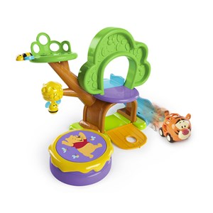 Image of Oball Go Grippers™ Disney Baby Winnie the Pooh Treehouse Play Sæt 12+ months (1632725)