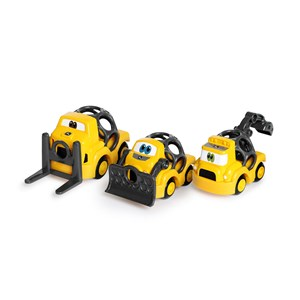 Image of Oball Go Grippers™ John Deere Construction [vehicle_set_40555] 18+ months (1632727)