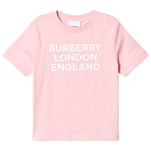 Image of Burberry Logo T-shirt Pink 8 years (1609321)