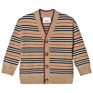 Image of Burberry Icon Tobias Cardigan Beige 18 months (1609414)
