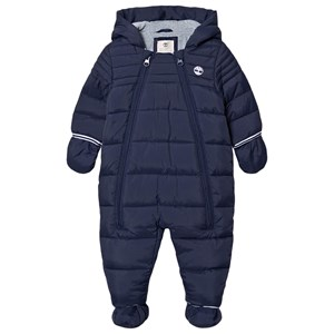 Image of Timberland Tree Logo Coverall Navy 1 month (1617118)