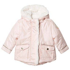 Image of Billieblush Hooded Frakke Lys pink 5 years (1619140)