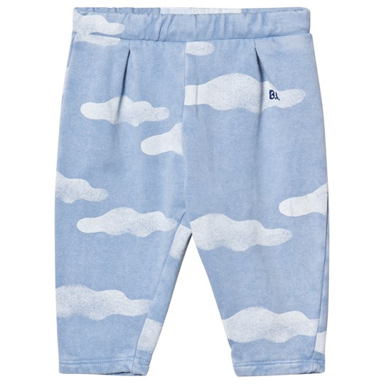 Bobo Choses Clouds Baby Sweatpants Forever Blue Forever Blue