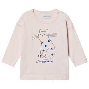 Bobo Choses Leopard T Skjorte Blue Fog Babyshop.no