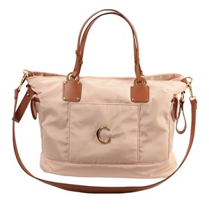 Image of Chloé Signature C Changing Bag Pink One Size (1620844)