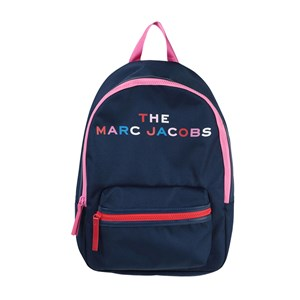 Image of The Marc Jacobs Branded Rygsæk Navyblå One Size (1616620)