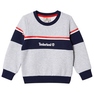 Image of Timberland Colorblock Sweatshirt Grå 14 years (1616820)