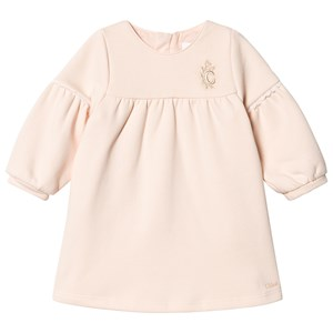 Image of Chloé Embroidred Kjole Lys pink 2 years (1620796)