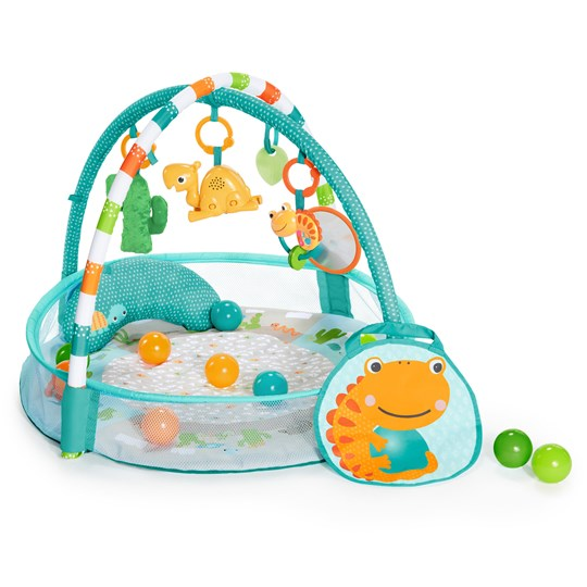 Bright Starts 4-i-1 Activity Gym Blue