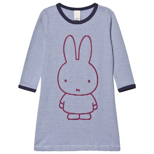 Miffy Miffy Nightgown Blue Blue/White