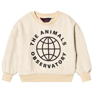 Image of The Animals Observatory Bear Kids+ Sweatshirt Yellow Planet 8 år (1630097)