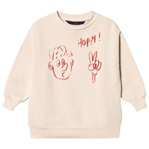 Image of The Animals Observatory Bear Kids+ Sweatshirt Pink Happy 14 år (1630132)