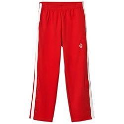 The Animals Observatory Horse Trackpants Red Logo