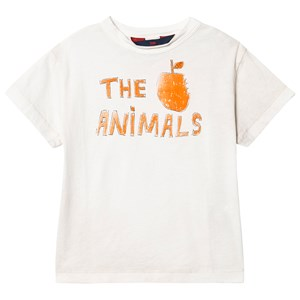 Image of The Animals Observatory Rooster Kids+ T-shirt White The Animals 8 år (1630018)