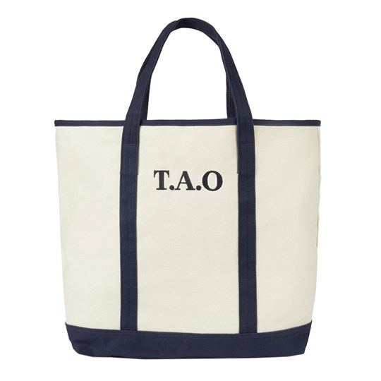 The Animals Observatory Tote Bag Blue Tao Blue Tao