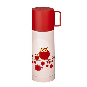 Image of Blafre Thermos Owl Red One Size (1582904)