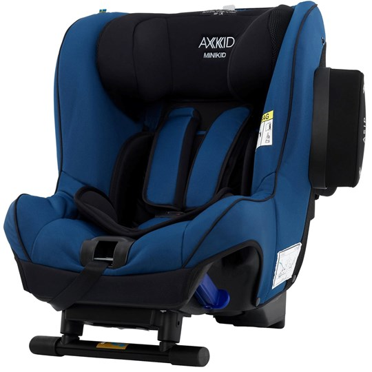 Axkid Minikid 2 Solid Car Seat Sea Blue Sea Blue