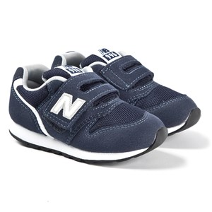 Image of New Balance Velcro Strap Spædbarn Sneakerer Navyblå 23.5 (UK 6.5) (1623628)