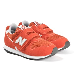 Image of New Balance Velcro Strap Spædbarn Sneakerer Orange 23.5 (UK 6.5) (1623645)