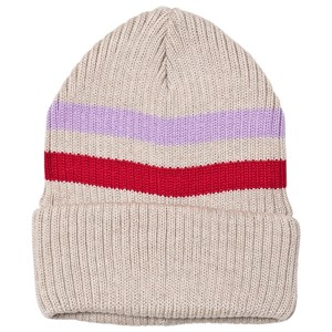 Image of MAINIO Stripe Hue Oat/Red/Lavender S/M (1612033)