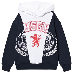Image of MSGM Colorblock Varsity Hættetrøje 12 years (1647900)