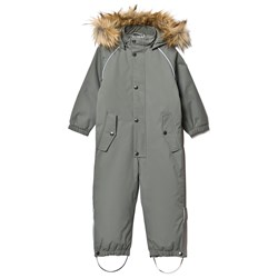 Kuling Verbier Snowsuit Light green
