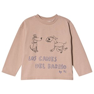 Image of The Campamento Dogs T-shirt Soft Pink 2 år (1604653)