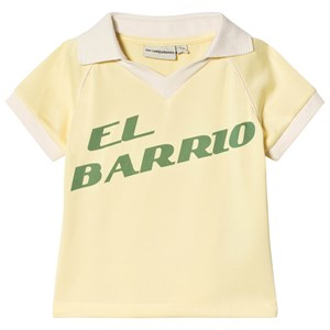 Image of The Campamento El Barrio Poloshirt Gul 2 år (1604687)