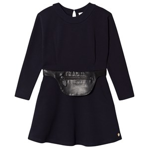 Image of Lanvin Milano Pouch Dress Navy 14 years (1615876)