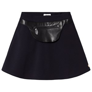 Image of Lanvin Milano Pouch Skirt Navy 10 years (1615859)