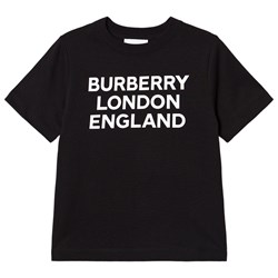Burberry Branded T-shirt Svart