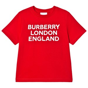 Image of Burberry Branded T-shirt Rød 3 years (1609332)