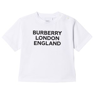 Image of Burberry Branded Tee White 12 months (1609444)