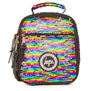 Image of Hype Rainbow Sequin Madkasse Blå one size (1637078)