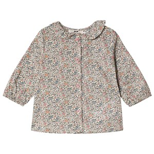 Image of Cyrillus Leila Liberty Katie And Millie Bluse Blå 3 mdr (1718541)