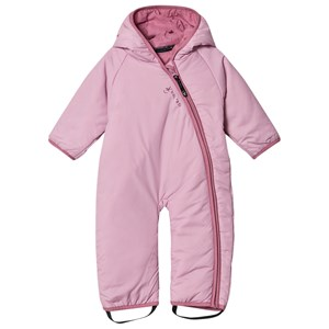 Image of Isbjörn Of Sweden Frost Lightweight Coverall Dusty Pink 56/62 cm (1647190)