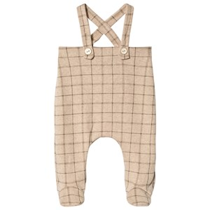 Image of 1+ in the family Edmond Footed Overalls Beige 3 mdr (1614612)