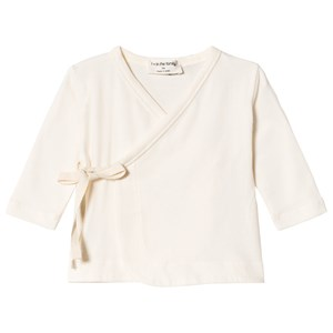 Image of 1+ in the family Babette Wrap Top Ecru 12 Months (1614528)
