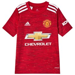 Manchester United Manchester United Home Shirt Red