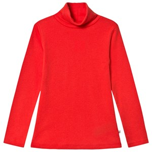 Image of Bonpoint Turtleneck Top Red 6 years (1650627)