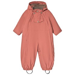 Mini A Ture Wisti Snowsuit Withered Rose